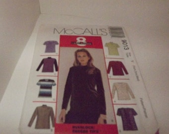 Vintage McCall's 8 Great Looks 1 Easy Sewing Pattern 9013 Size Y (XS-S-M)