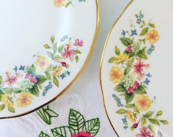 Vintage | Colclough | Sideplate | Bone China | Mismatch | High Tea |Afternoon Tea | Mad Hatter | Shabby Chic |