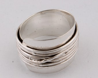 925 sterling silver ring band ring