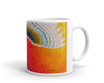 Focus- Taking Flight Mug