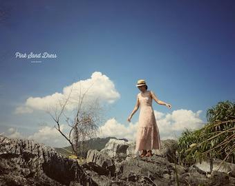 Pink Sand Dress