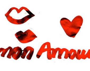 Mon Amour     *Natural Perfume, Made with Essential Oils*