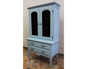 Light Blue Cupboard