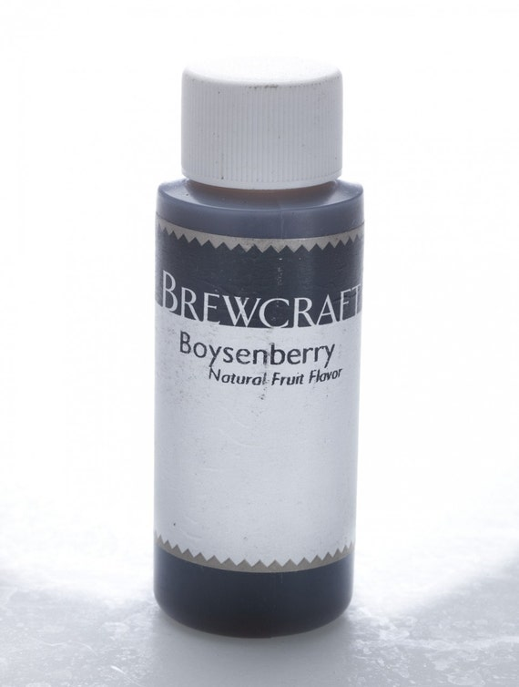 Boysenberry Natural Flavoring For  Home Wine Making Beer Making 2 Ounces