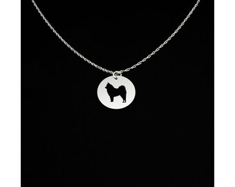 Eurasier Necklace - Eurasier Jewelry - Eurasier Gift