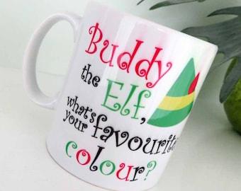 Buddy The Elf Mug