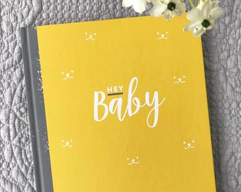 Baby Journal And Memory Book