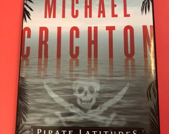 Pirate Latitudes ** FIRST EDITION **