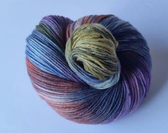 Stonehenge Town sock base 75 Merino 25 Nylon Sock yarn 100g