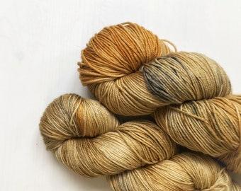 4ply Silk Merino - Basket
