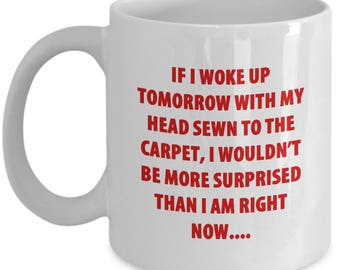 Christmas Vacation Cousin Eddie Surprise Funny Mug Gift Movie Clark Griswold Xmas Holidays Coffee Cup