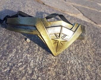 Jara/corona /diadema/tiara/headband ispired Wonder woman cosplay (made to order)