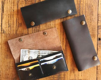 Leather Wallet No. 1