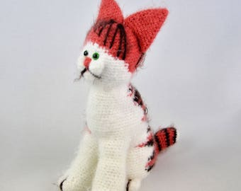 Hand knitted, toys, children, bio