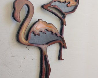 Flamingos Mini Sculpture
