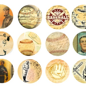 Baseball Knobs Etsy