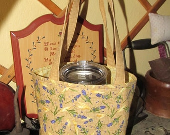 Serendipity Sunflowers Gift Bag Diaper Bag