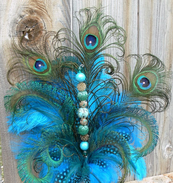 how to make a peacock cake topper