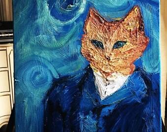 Van Gough Cat