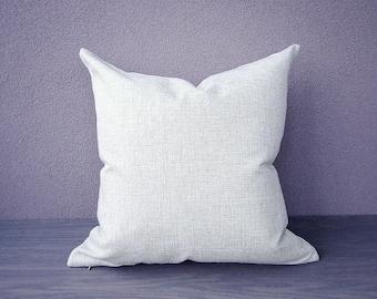 Linen pillow, natural Pillow Cover, oatmeal linen pillow, rustic pillow, neutral Cushion Covers, Throw Pillows