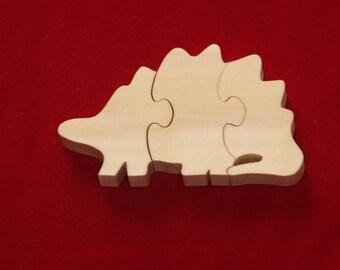 Small Stegasaurus Puzzle