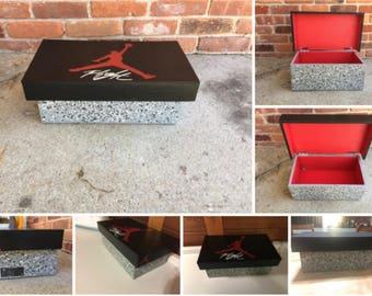 Sneaker Box Valet Box and Storage Caddy