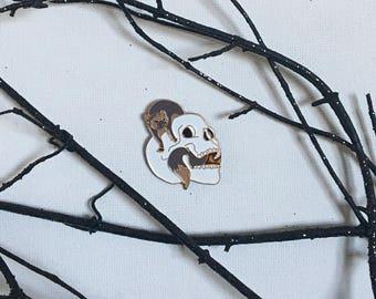 Sable's Curse Pin