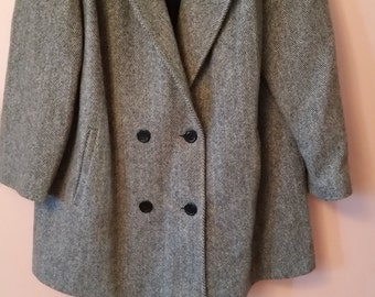 Vintage Ladies winter coat size 20w