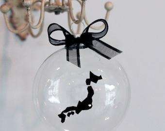 Japan Christmas Ornament. Custom, Adoption, Travel, Mission