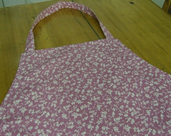Vintage Laura Ashley Fabric Adult's Apron