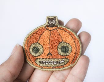 Handmade Enoch Over the Garden Wall Patch
