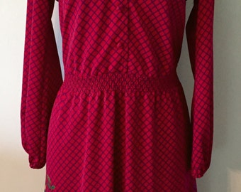 Vintage 70s Dress ~SALE~