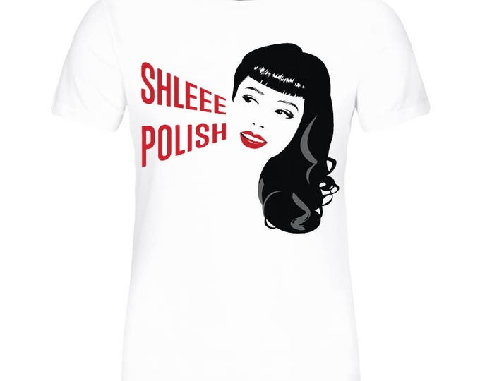 SALE! Shleee Polish logo UNISEX tshirt