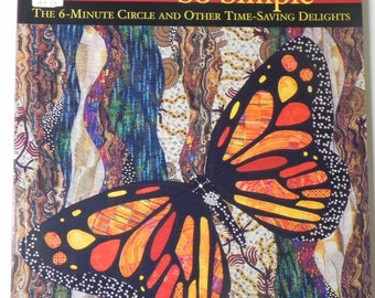 Pieced Curves So Simple The 6 Minute Circle Quilt Book Dale Fleming