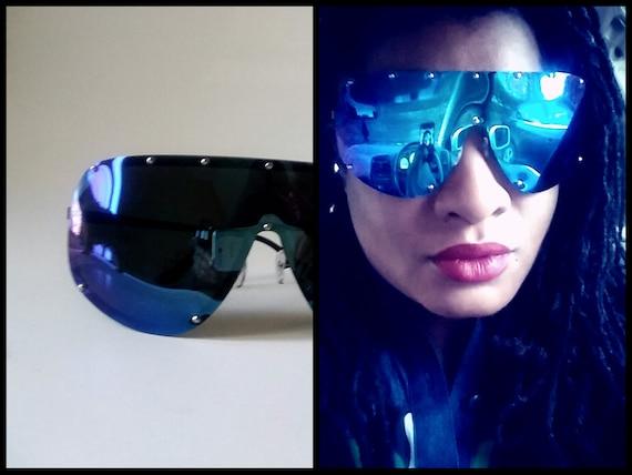Half Face Sunglasses