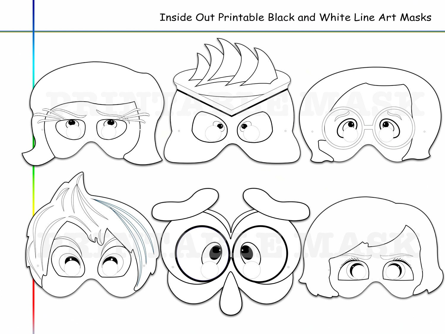 free printable emotions coloring pages - Emotions Coloring Pages