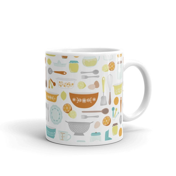 Citrus Kitchen Mug