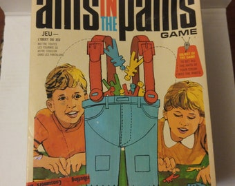 Vintage Ants in The Pants Game circa 1969-70, Complete