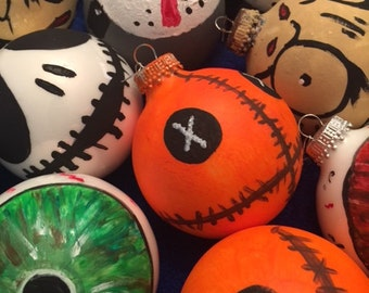 Horror & Creepy Ornaments
