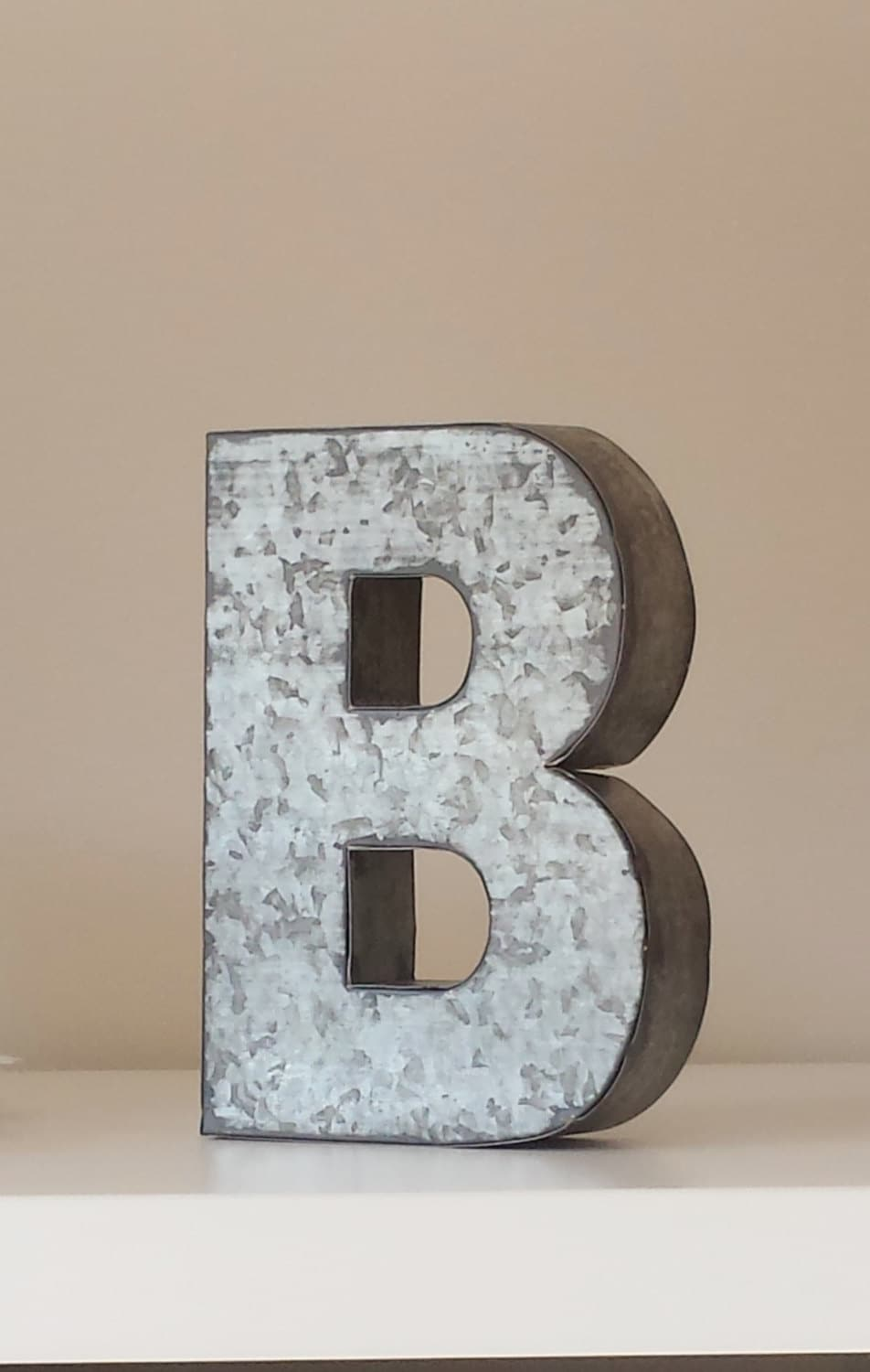 Large Silver Letters For Walls Large Letter Wall Decor Gallery  Home Wall Decoration Ideas