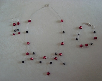 Black and Red set