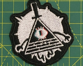Bill Cipher Patch