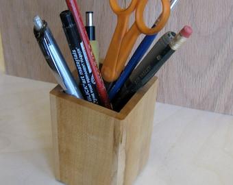 maple pencil box