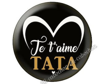 cabochon resin or glass * with or without backing pendant * tata aa8 theme