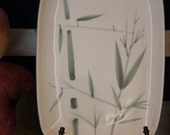 Winfield Ware Bamboo Platter