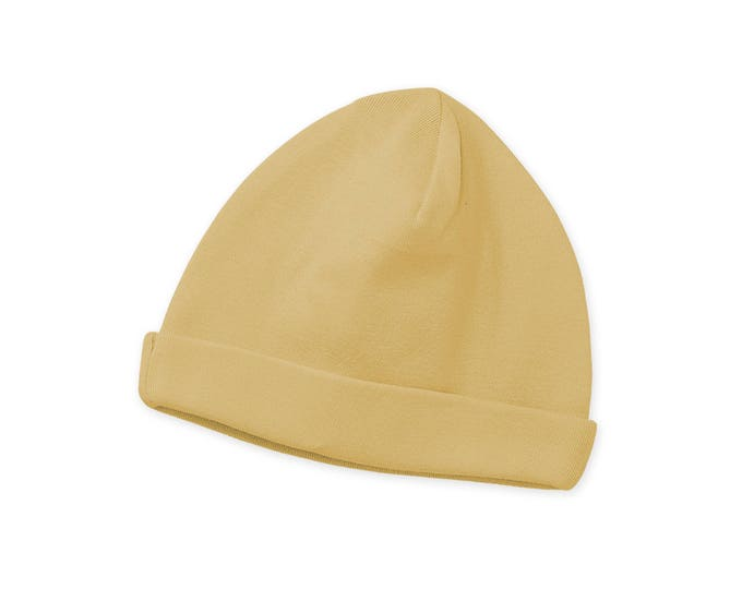 SPRING SALE! Newborn Baby Boy Hat, Infant Baby Hat, Baby Hat Boys Girls, Baby Boy Beanies, Baby Girl Beanies, Yellow Baby Hat, Tesa Babe