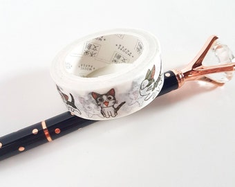 Chi's Sweet Home Cat  Washi Tape - Full Roll