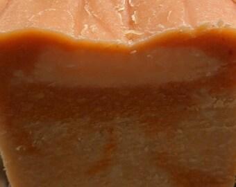 Red chili wine bar soap