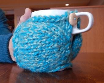 Coffee Mug Mitten - Cup Cozy - Pick a color