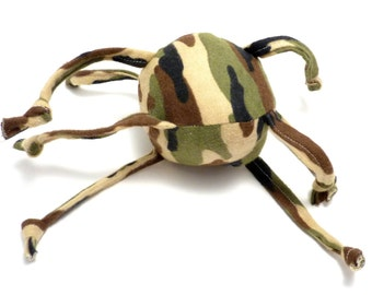 Soft Baby Ball Toy - Camouflage - ZadyMini